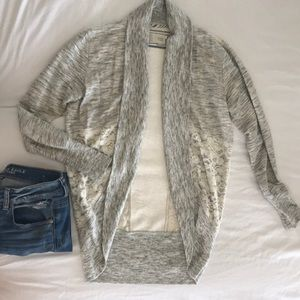 Anthropologie Cocoon Sweater